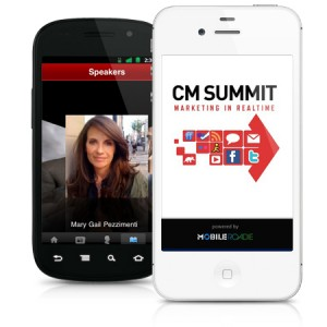 Spotlight: Conversational Marketing (CM) Summit App