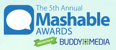 The 5th Annual Mashable Awards: Nominate Mobile Roadie