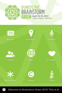 App of the Week: Fortune Brainstorm Green