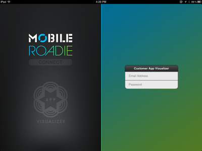 Featured App: Mobile Roadie Connect for iPad is Now Live!
