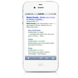 Mobile Advertising: Mobile devices account for 18% of paid search clicks