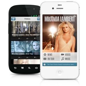 App of the Week: Miranda Lambert