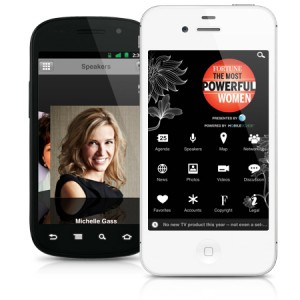 App of the Week: FORTUNE Most Powerful Women Summit
