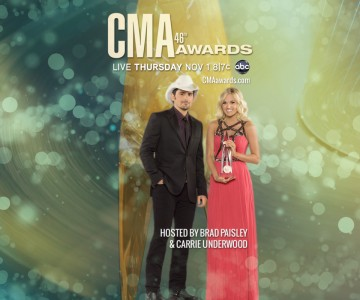 Mobile Roadie Artists Nominated for the 46th Annual CMA Awards