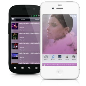 App of the Week: Nelly Furtado