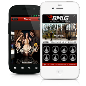 App of the Week: Big Machine Label Group
