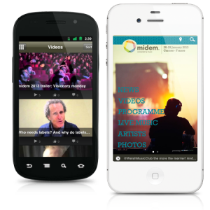 App of the Week: midem