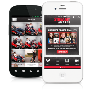 App of the Week: The Streamy Awards