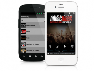 App of the Week: Canadian Music Week