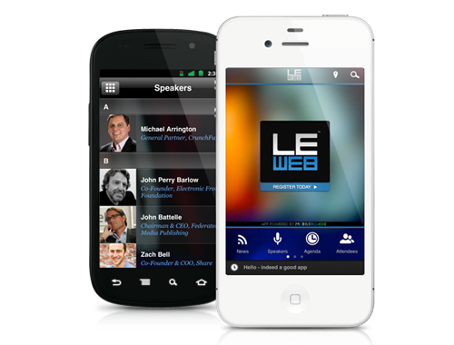 App of the Week: LeWeb
