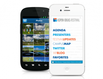 App of the Week: Aspen Ideas Festival 2013