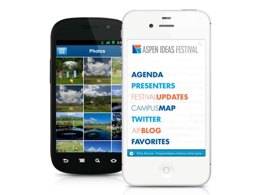 App of the Week: Aspen Ideas Festival 2013
