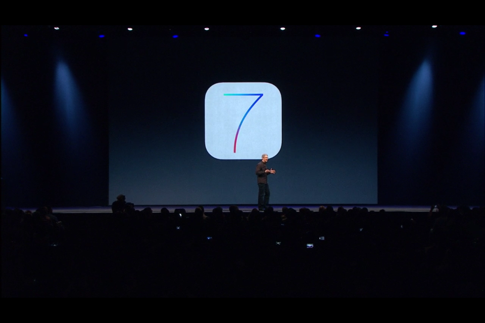WWDC 2013: First Look at iOS 7