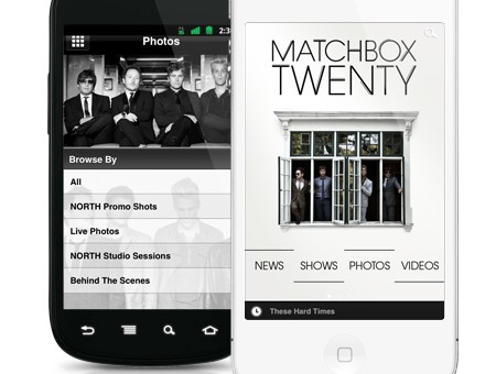 App of the Week: Matchbox Twenty