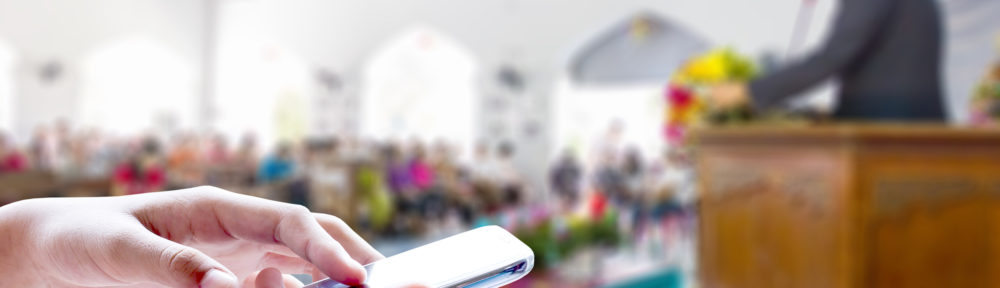 mobile applications for churches