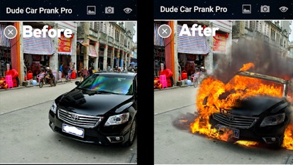 Dude Car Prank Pro