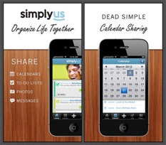 Simply Us App for couples