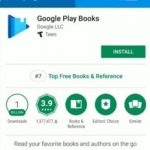 Google Play Books App