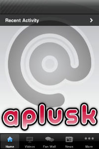 Aplusk iPhone