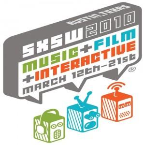 SXSW 2010 logo